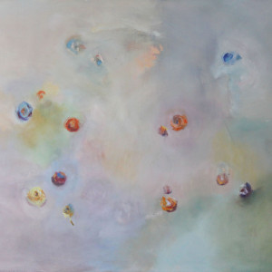 ILUSIONES,Oleo sobre lienzo ,100 x 120 cm,39 x 47 in.