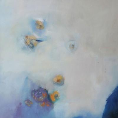 QUIETUD l ,Oleo sobre lienzo,100 x 160 cm39 x32 in