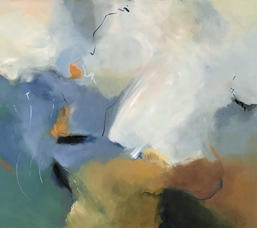 LIBERTAD,oleo sobre lienzo 120 x 150 cm