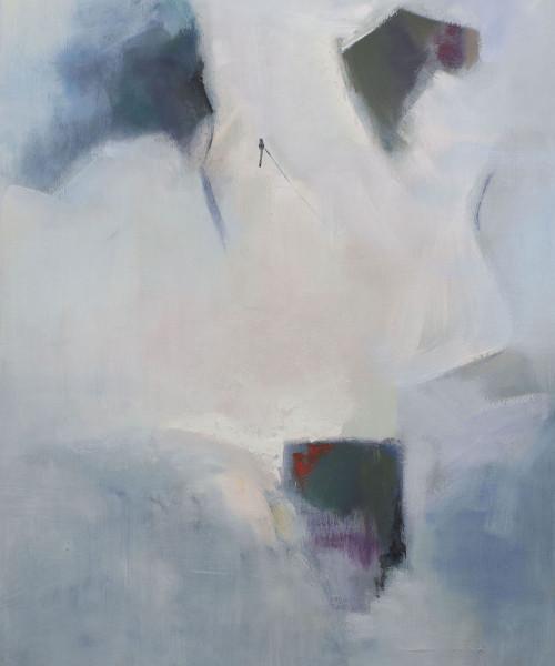 ENSUEÑO,Oleo sobre lienzo, 100 x 70 cm