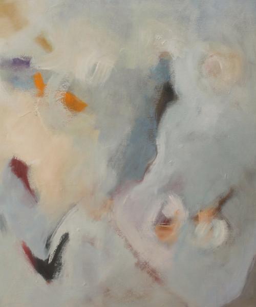 RECUERDOS Oleo sobre lienzo 80x70 cms