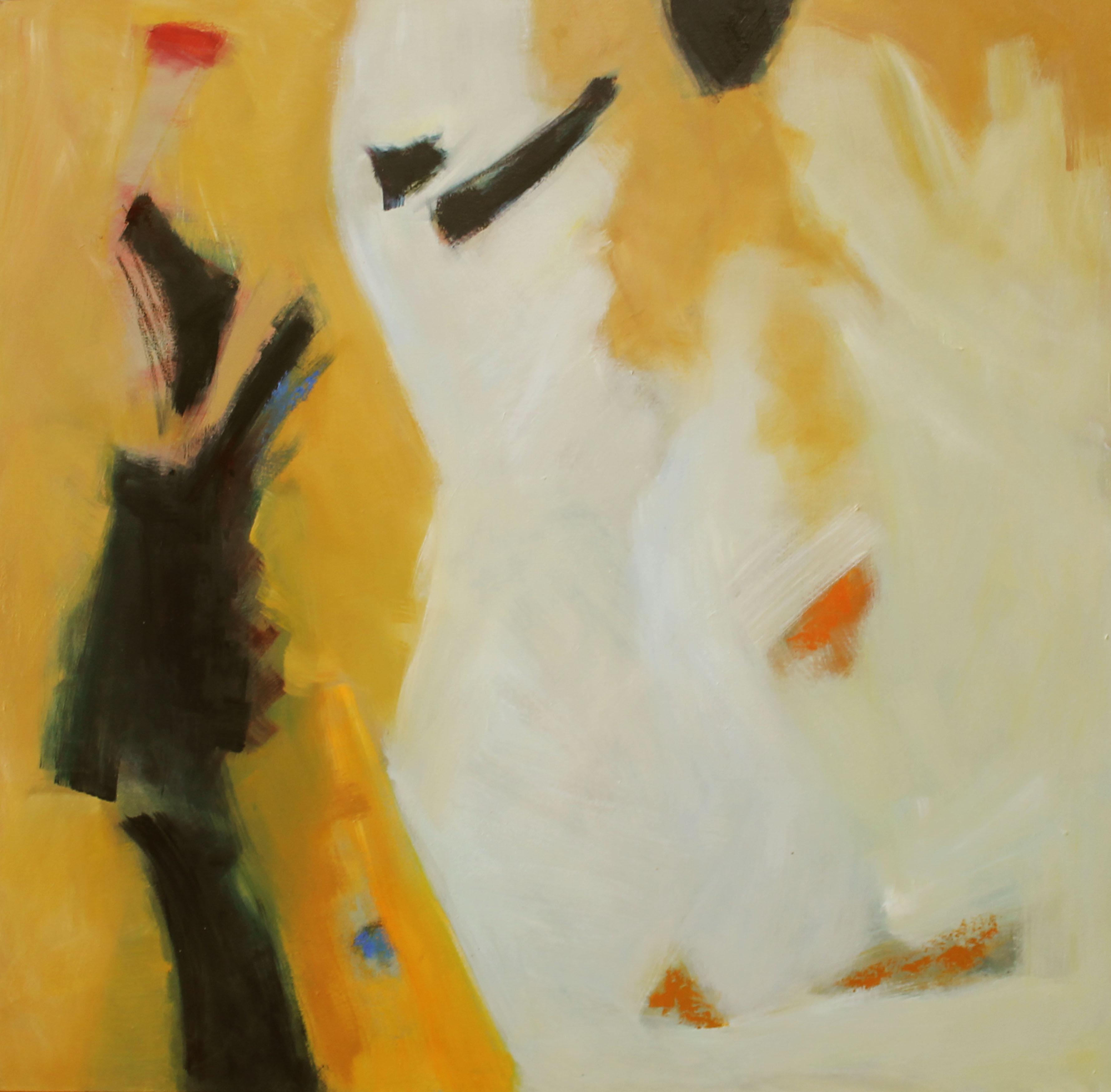 QUIETUD,Oleo sobre lienzo,120x120 cm,47x47 In
